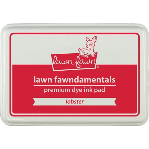 Lawn Fawn LOBSTER Premium Dye Ink Pad Fawndamentals LF926 Preview Image