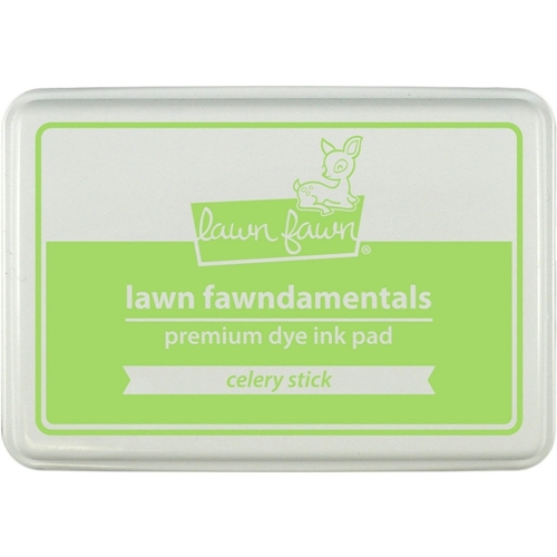 Lawn Fawn CELERY STICK Premium Dye Ink Pad Fawndamentals LF929* Preview Image