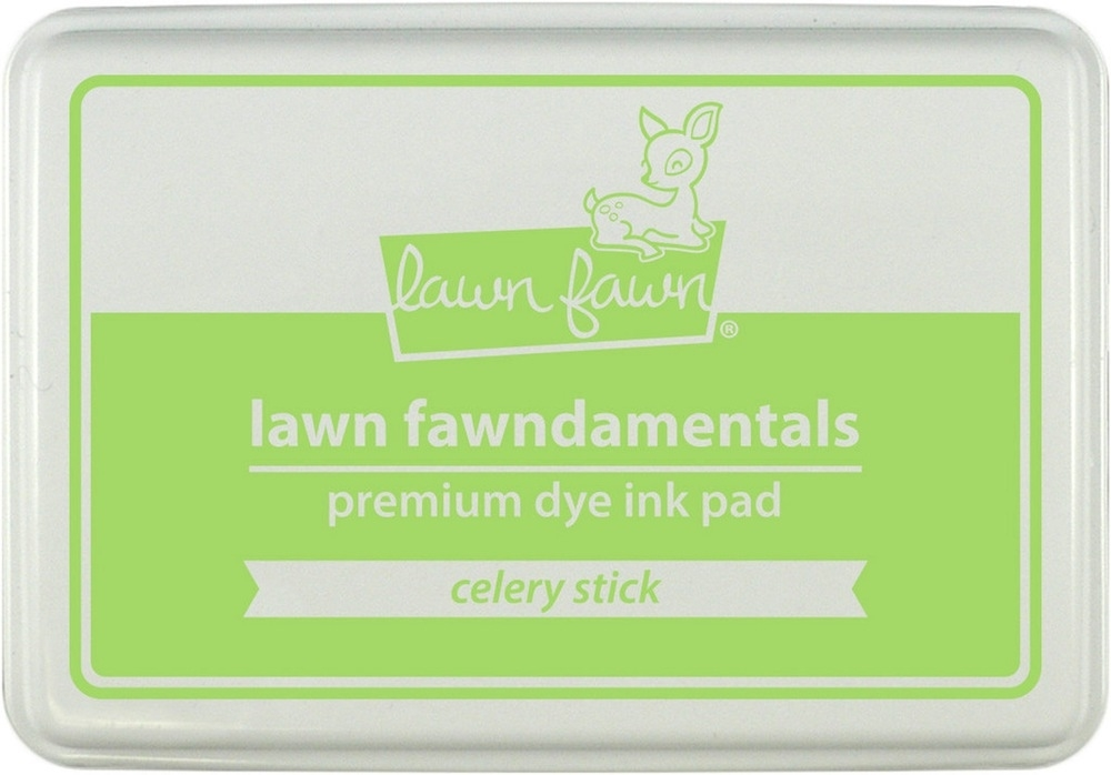 Lawn Fawn CELERY STICK Premium Dye Ink Pad Fawndamentals LF929* zoom image