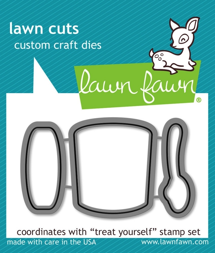 Lawn Fawn TREAT YOURSELF Lawn Cuts Dies LF898 zoom image