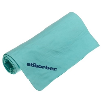 The AQUA Absorber Towel 17 x 27 Chamois 46149