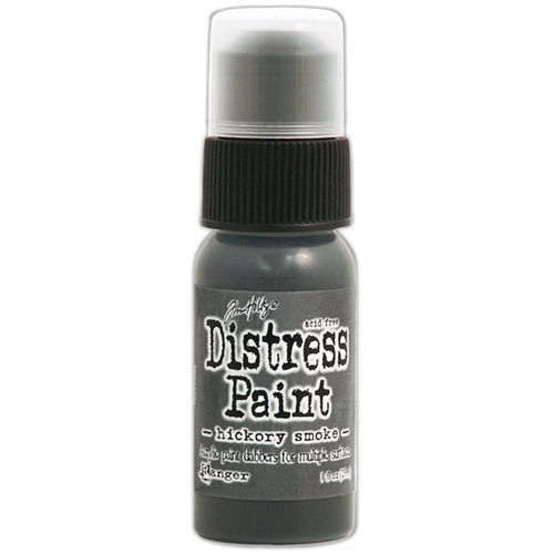 Tim Holtz Distress Paint HICKORY SMOKE Ranger TDD43591 Preview Image