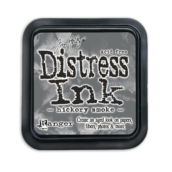 Tim Holtz Distress Ink Pad HICKORY SMOKE Ranger TIM43232