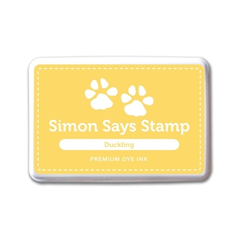 Simon Says Stamp Premium Dye Ink Pad DUCKLING ink045 The Color of Fun