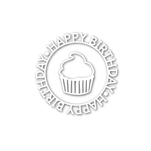Simon Says Stamp BIRTHDAY CIRCLE Wafer Dies sssd111470 The Color of Fun Preview Image