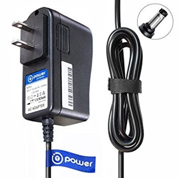 TPower AC DC ADAPTOR FOR BROTHER PTOUCH Cord Charger X000GL2UM5