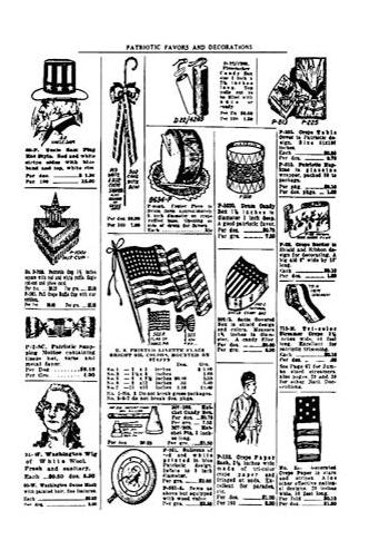 Tim Holtz Rubber Stamp PATRIOTIC CATALOG X1-2213* Preview Image
