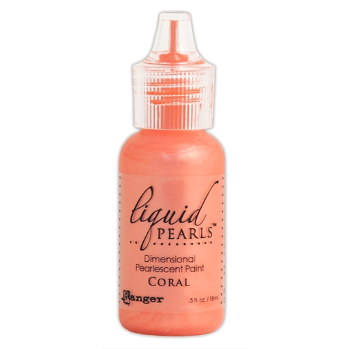 Ranger CORAL Liquid Pearls Pearlescent Paint LPL47520 Preview Image