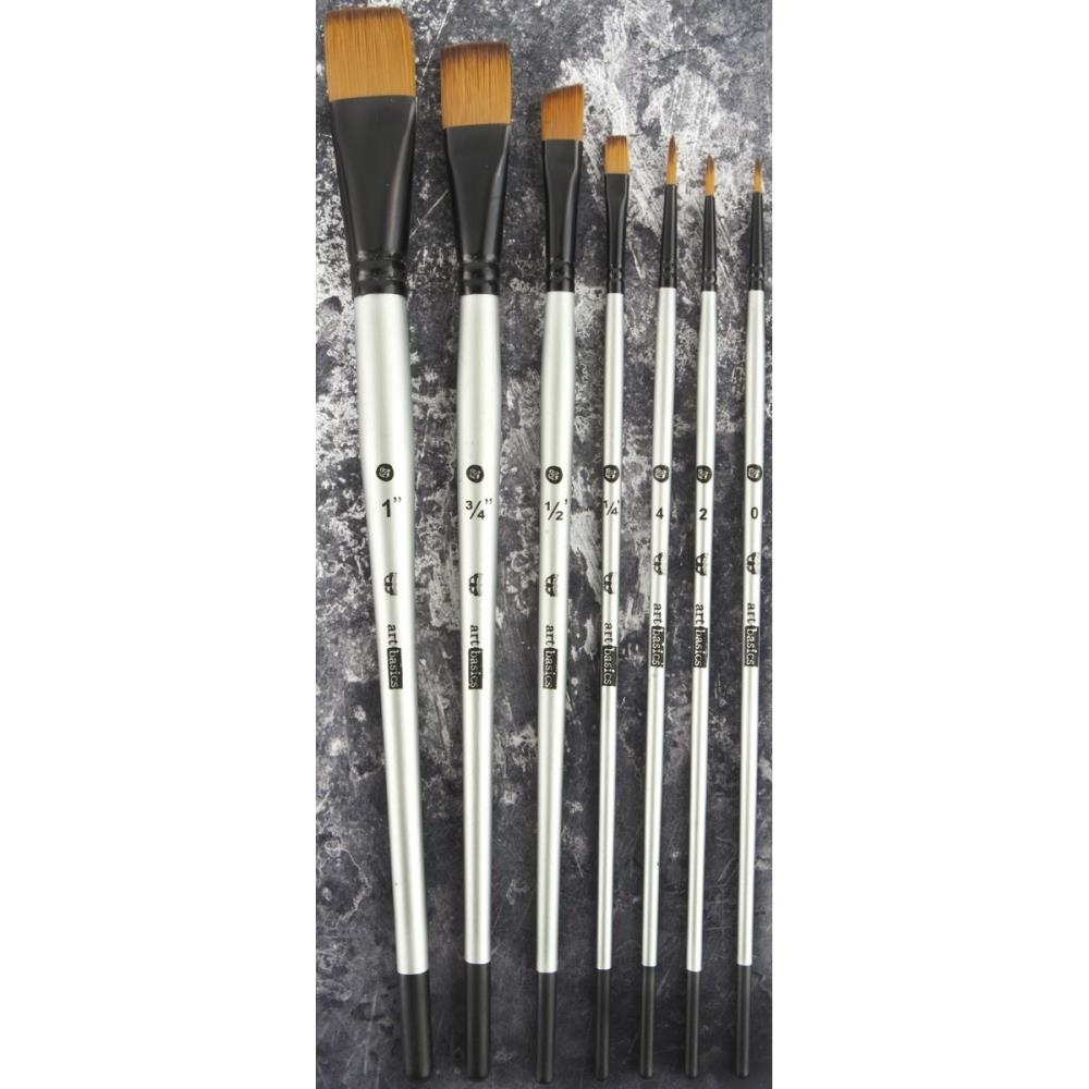 Prima Marketing ART BASICS BRUSH SET Finnabair 962760 zoom image