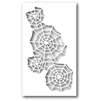Memory Box SPIDERY WEB COLLAGE Craft Die 99200