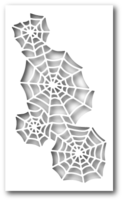 Memory Box SPIDERY WEB COLLAGE Craft Die 99200 zoom image