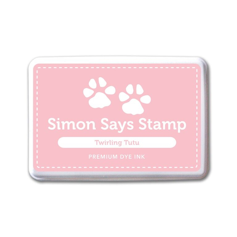 Simon Says Stamp Premium Dye Ink Pad TWIRLING TUTU ink057 Splash of Color zoom image