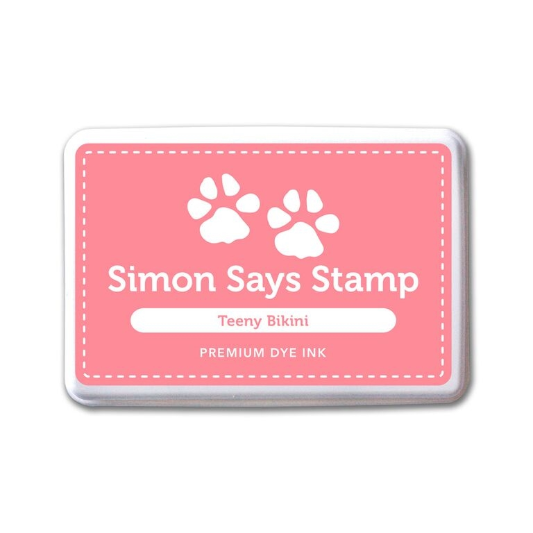 Simon Says Stamp teeny Bikini Ink Pad