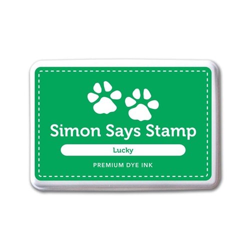 Simon Says Stamp Premium Dye Ink Pad LUCKY ink056 Splash of Color Preview Image