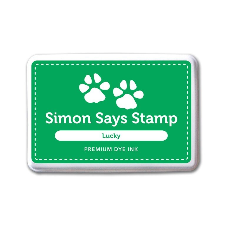 Simon Says Stamp Premium Dye Ink Pad LUCKY ink056 Splash of Color zoom image