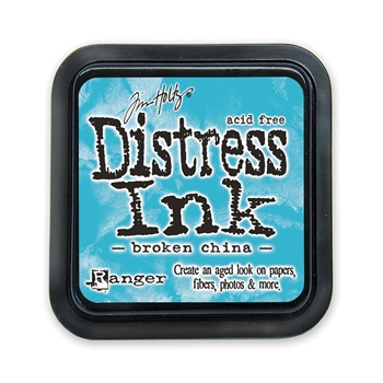 Tim Holtz Distress Ink Pad BROKEN CHINA Ranger TIM21414