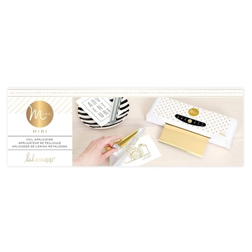 Heidi Swapp MINI MINC 6 INCH FOIL APPLICATOR Machine 370671 Preview Image