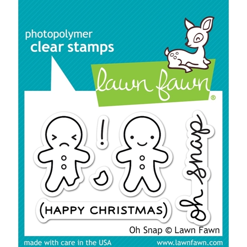 Lawn Fawn OH SNAP Clear Stamps LF983 Preview Image