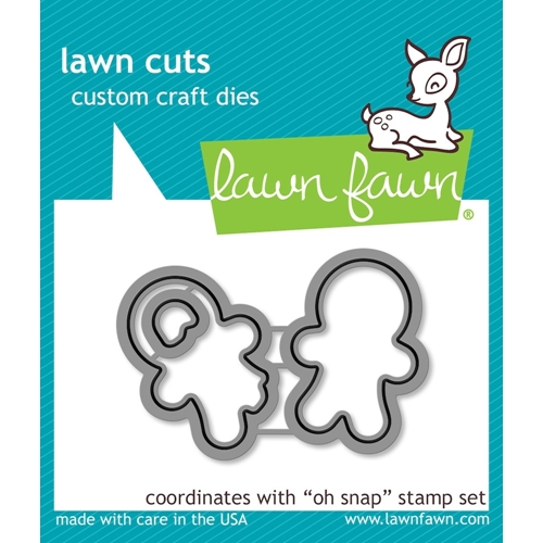 Lawn Fawn OH SNAP Lawn Cuts Dies LF984 Preview Image