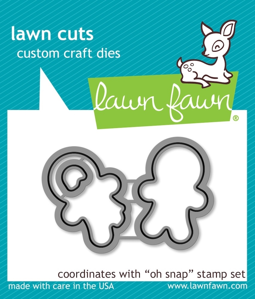 Lawn Fawn OH SNAP Lawn Cuts Dies LF984 zoom image