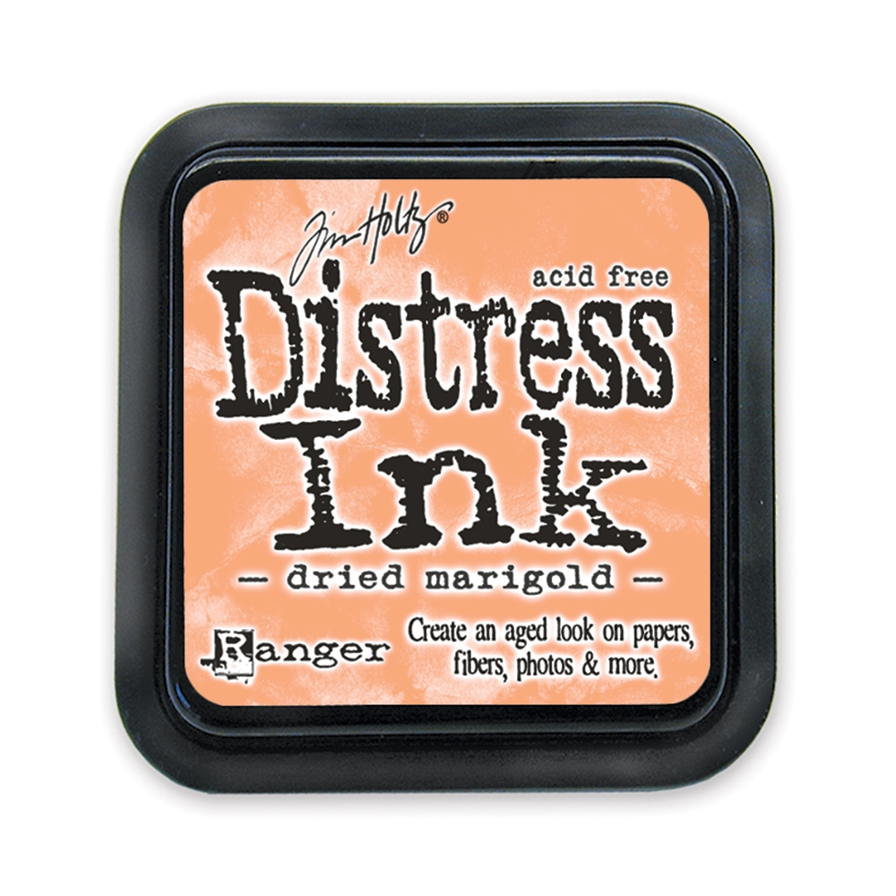Tim Holtz Distress Ink Pad DRIED MARIGOLD Ranger TIM21438 zoom image