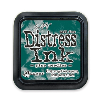 Tim Holtz Distress Ink Pad PINE NEEDLES Ranger TIM21476