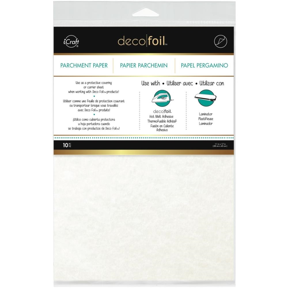 Therm O Web PARCHMENT PAPER 11 x 17 Inches iCraft 03388 zoom image