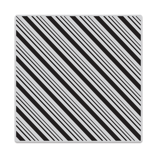 Hero Arts Cling Stamps CANDY STRIPE Bold Prints CG681  Preview Image