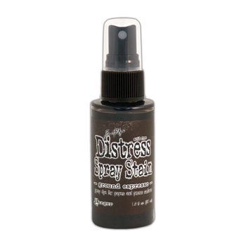 Tim Holtz Distress Spray Stain GROUND ESPRESSO Ranger TSS44161
