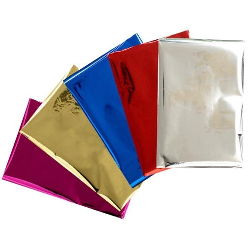 We R Memory Keepers HEATWAVE FOIL SHEETS MULTICOLOR 662579 zoom image