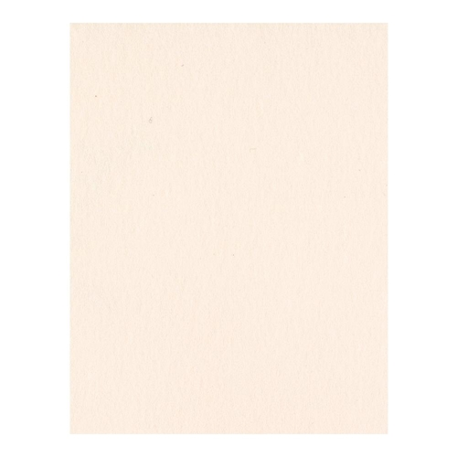 Bazzill PALE ROSE Card Shoppe Heavy Weight 8.5 x 11 Cardstock 305057 Preview Image