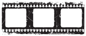 Tim Holtz Rubber Stamp NEGATIVE p6-1283 Film Strip Stampers Anonymous zoom image