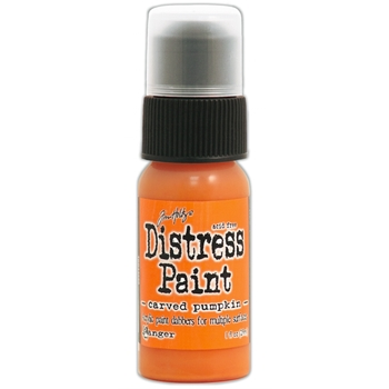 Tim Holtz Distress Paint CARVED PUMPKIN Ranger TDD43560