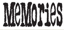 Tim Holtz Rubber Stamp MEMORIES Stampers Anonymous J3-1079  Preview Image