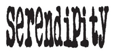 Tim Holtz Rubber Stamp SERENDIPITY Stampers Anonymous J3-1080
