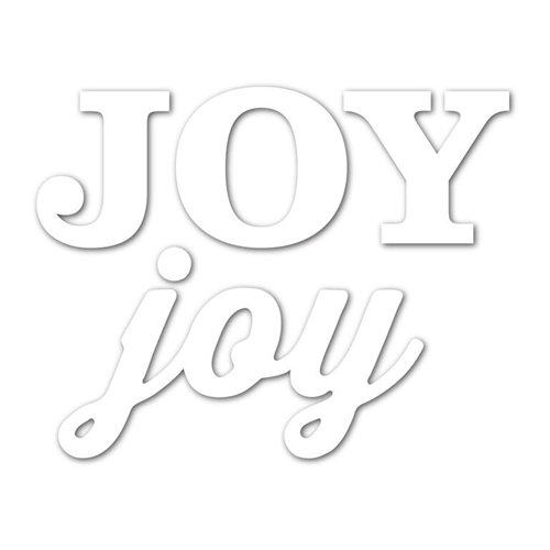 Simon Says Stamp BIG JOY Wafer Dies sssd111528 Create Joy Preview Image