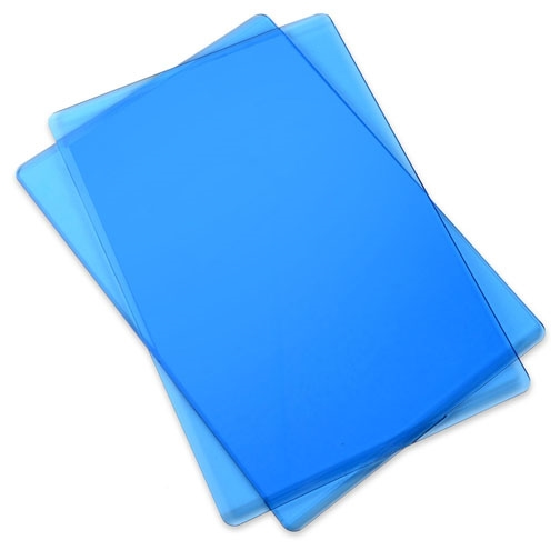 Sizzix BLUEBERRY Standard Cutting Pads Pair 661032 zoom image