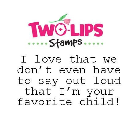 Two-Lips Stamps SAY OUT LOUD Clear Stamp TL101-08 Preview Image