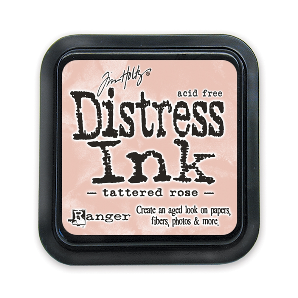 Tim Holtz Distress Ink Pad TATTERED ROSE Ranger TIM20240 zoom image