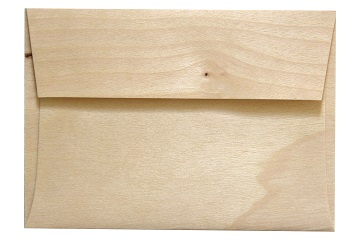 BIRCH WOOD ENVELOPES 4 Bar ARCBW55 * Preview Image
