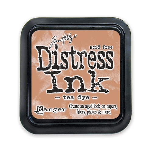Tim Holtz Distress Ink Pad TEA DYE Ranger TIM19510 Preview Image