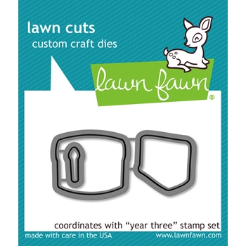 Lawn Fawn YEAR THREE Lawn Cuts LF1014