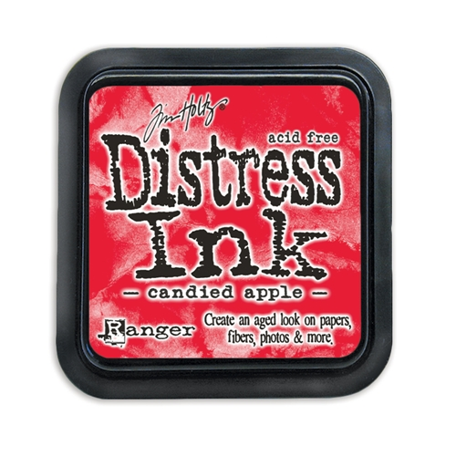 Tim Holtz Distress Ink Pad CANDIED APPLE Ranger TIM43287 Preview Image