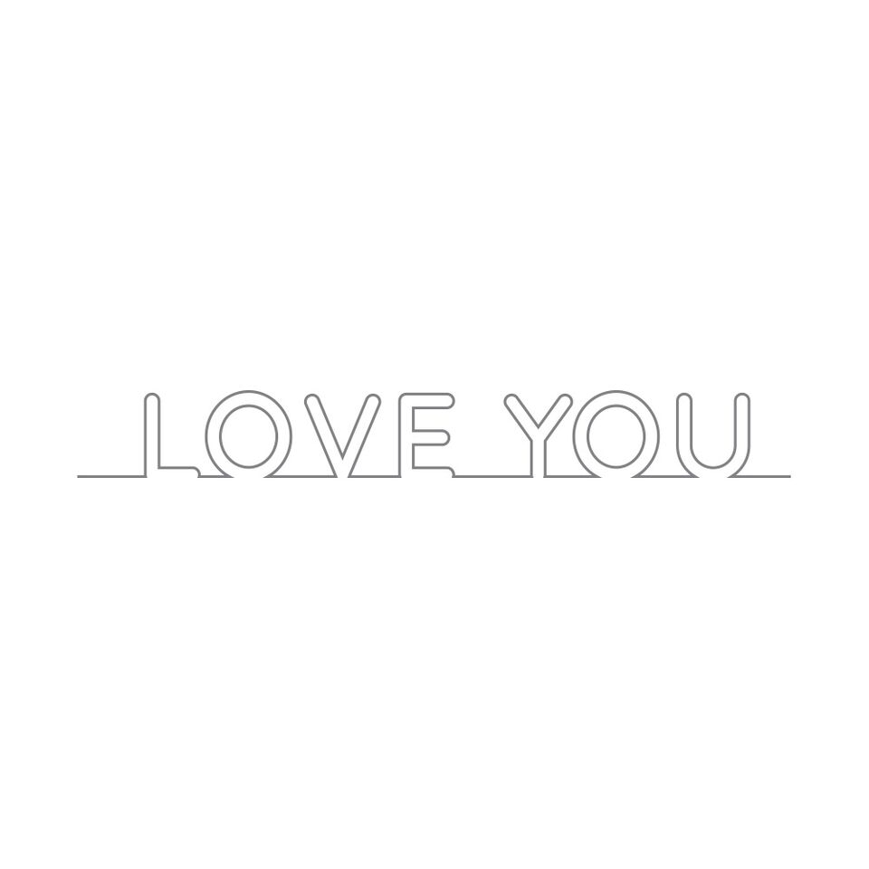 Simon Says Stamp ON EDGE LOVE YOU Wafer Dies sssd111553 You Have My Heart zoom image