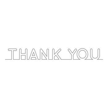Simon Says Stamp ON EDGE THANK YOU Wafer Dies sssd111554 You Have My Heart