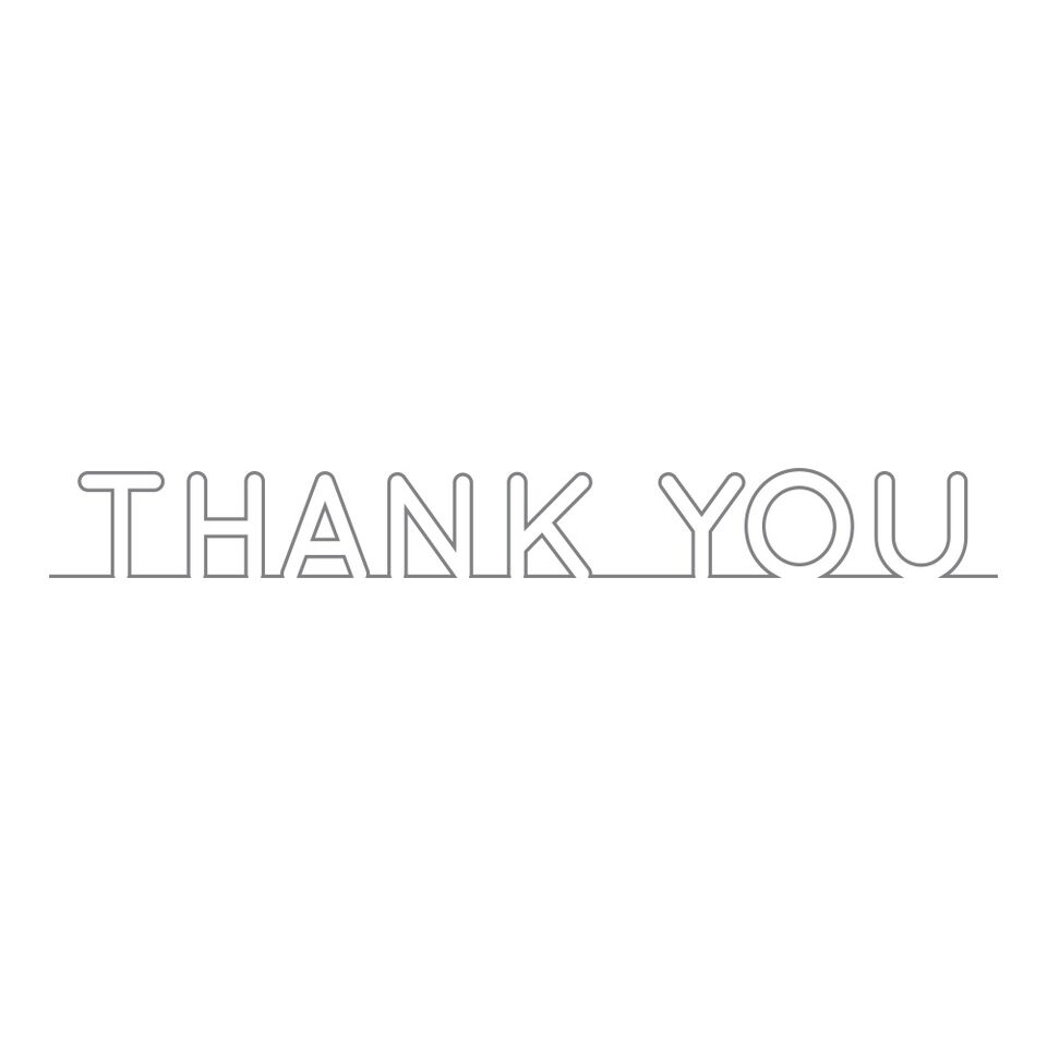 Simon Says Stamp ON EDGE THANK YOU Wafer Dies sssd111554 You Have My Heart zoom image