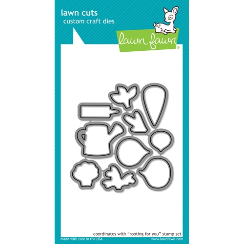 Lawn Fawn ROOTING FOR YOU Lawn Cuts LF1041 Preview Image