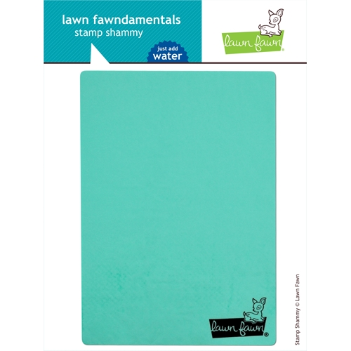 Lawn Fawn STAMP SHAMMY Cleaner LF1045 Preview Image