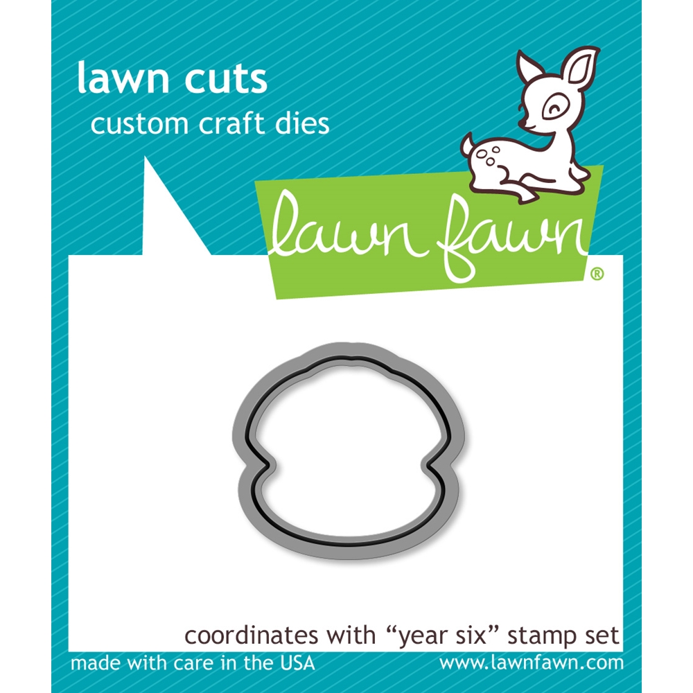 Lawn Fawn YEAR SIX Lawn Cuts LF1051 zoom image