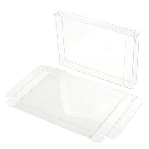 Clear Bags 4-BAR CRYSTAL CLEAR BOX Pack of 6 FB10 Preview Image